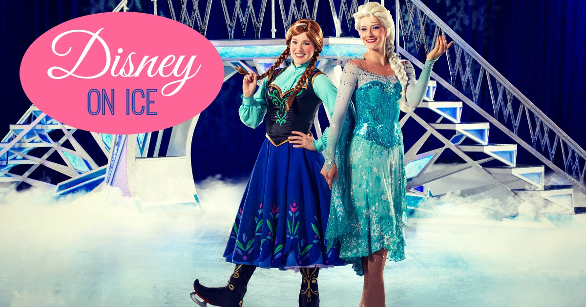 Disney on Ice w Barcelonie