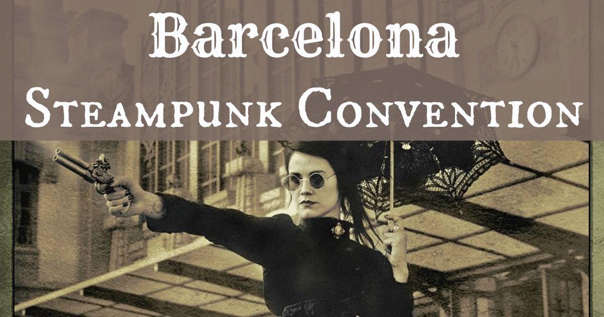 Feria Steampunk - Eurosteamcon 2017