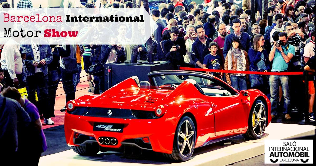 Motor Show Barcellona
