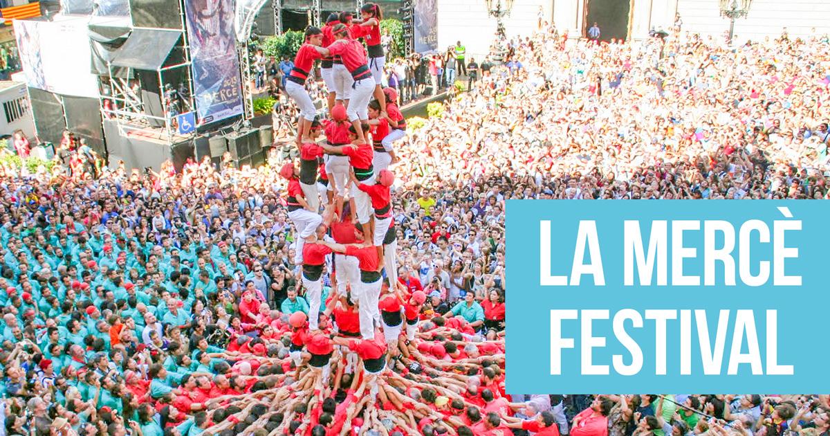Fiestas de la Mercè 2016