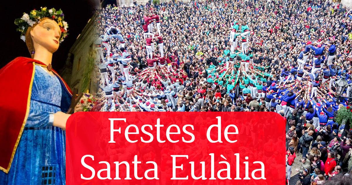 Santa Eulalia Festival