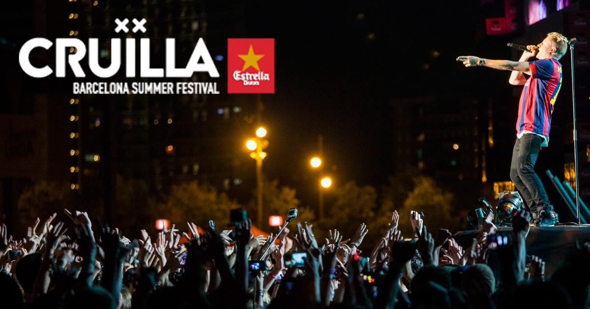 Festiwal Cruïlla Barcelona 2017