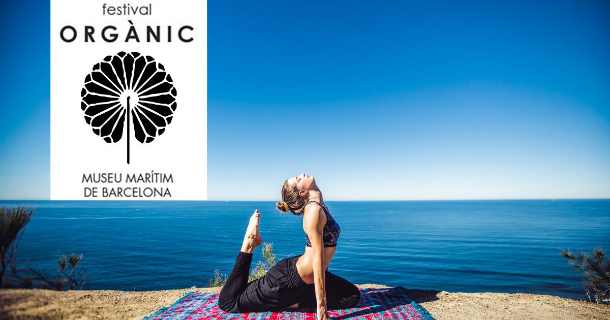Le Festival Orgànic à Barcelone!
