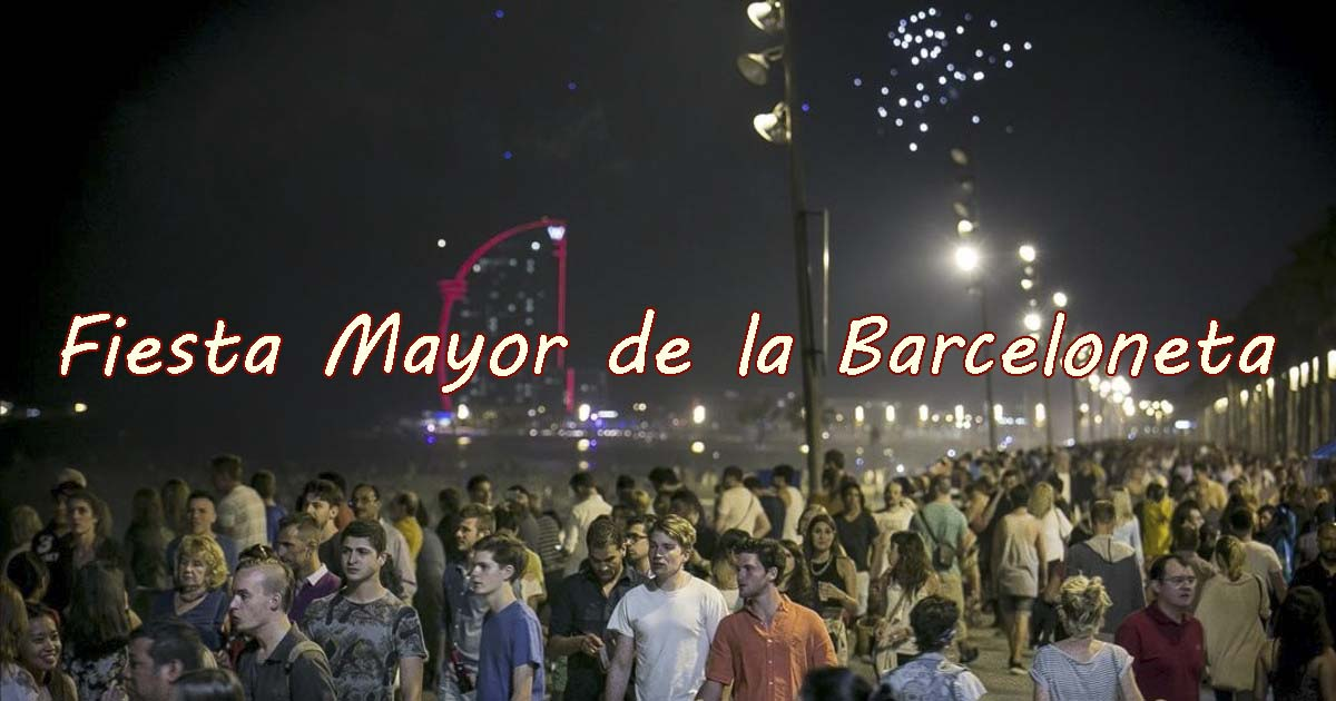 Fiestas de Barceloneta 2019