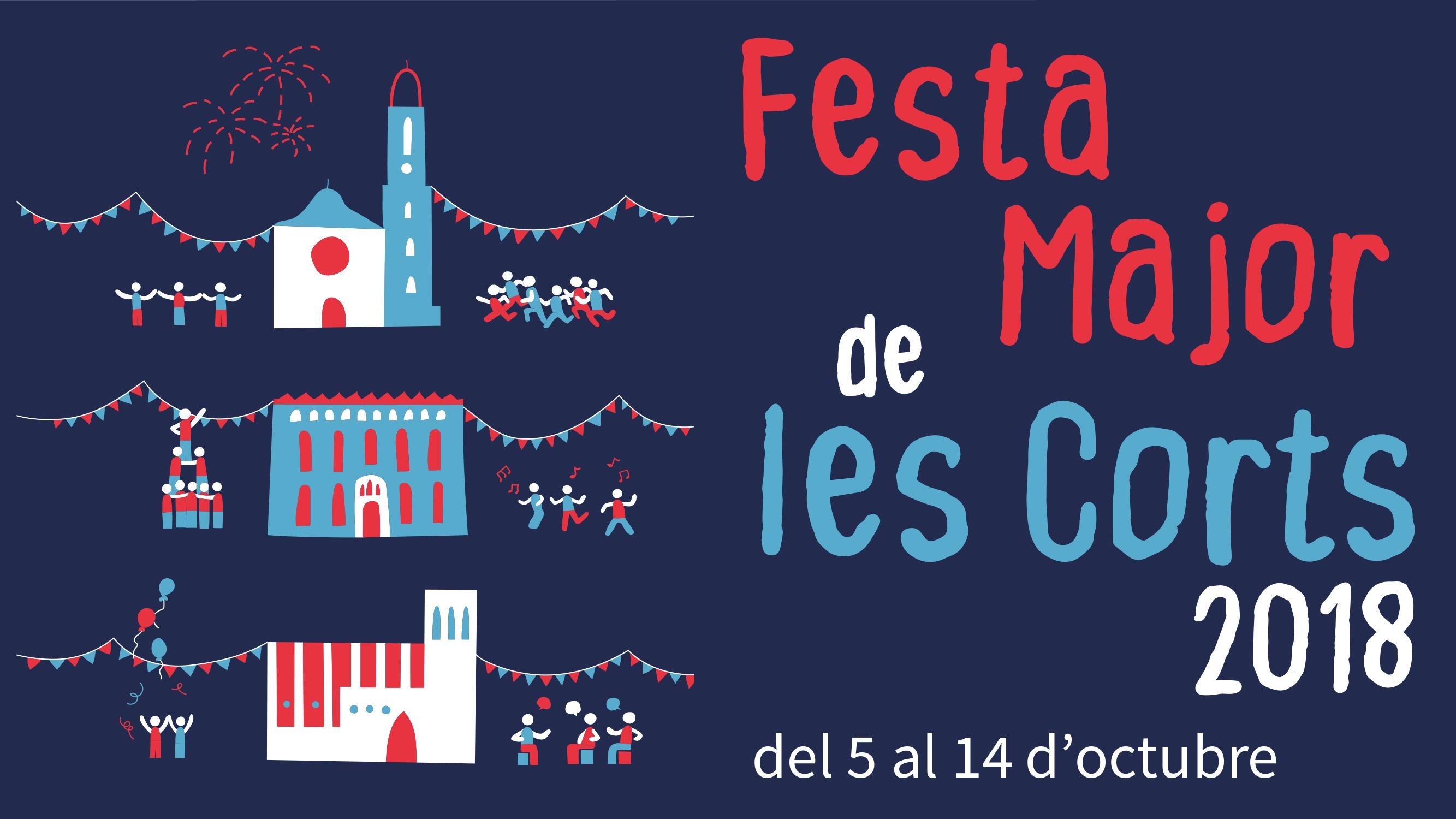 Festes de Les Corts 2017