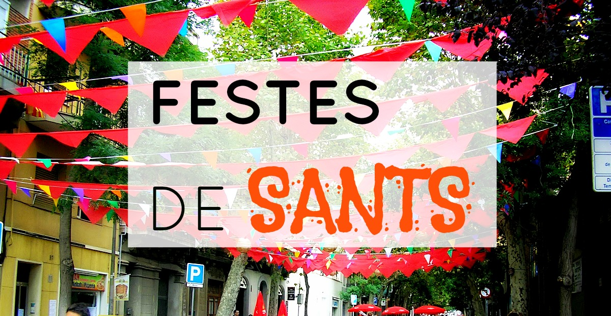 Fiesta Mayor de Sants 2016