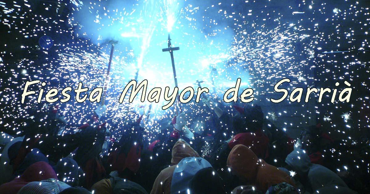 Fiestas de Sarrià 2017