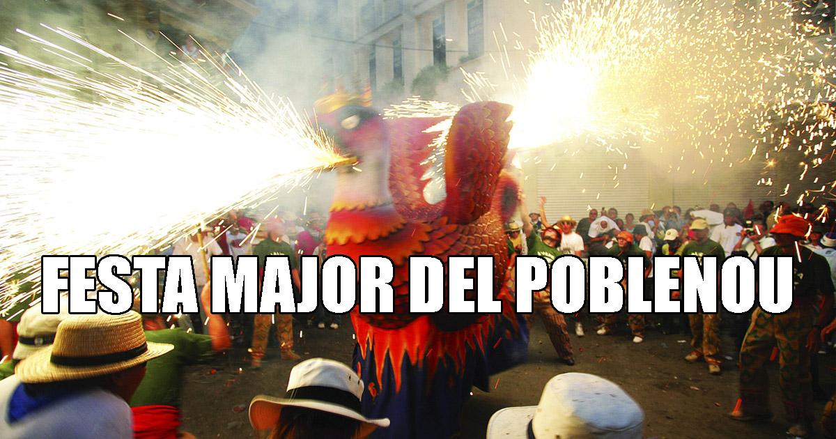 Fiestas de Poblenou 2019