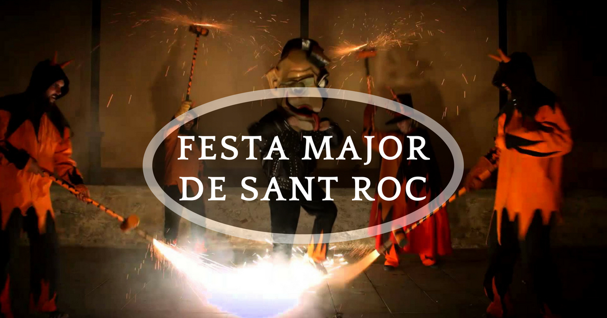Festa Major de Sant Roc - Barrio Gótico