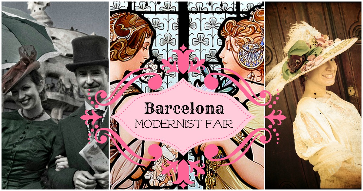 Salon du Modernisme Barcelone