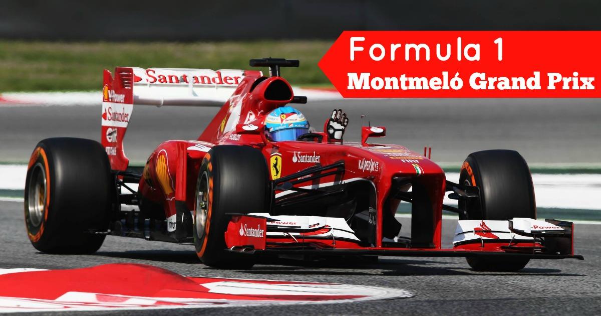 Gran Premio de Cataluña de F1