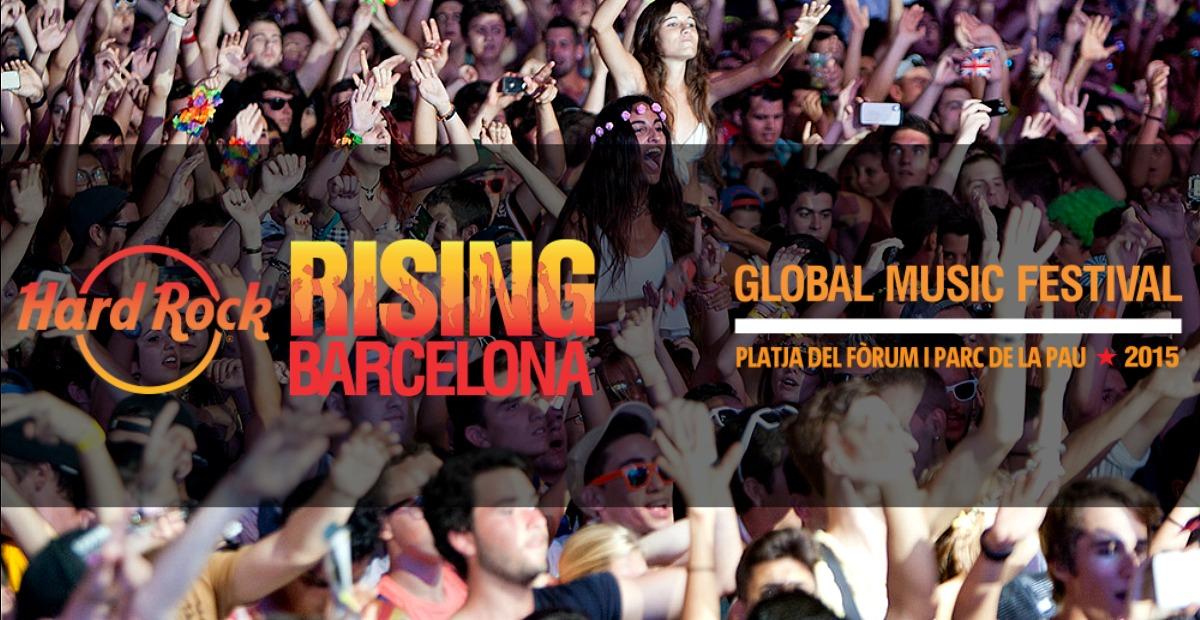 Hard Rock Rising 2015