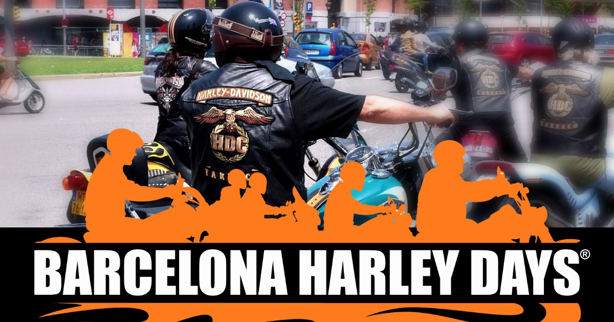 Barcelone Harley Days 2015