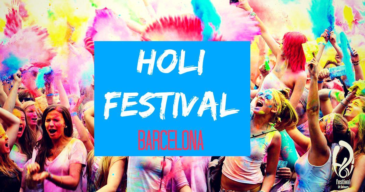 Holi Festival des Couleurs