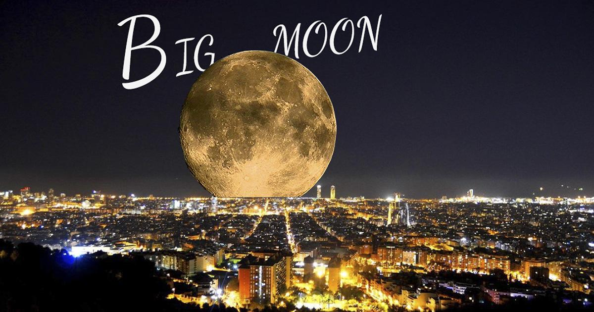 Best spots pour admirer la «Super Lune» à BNC