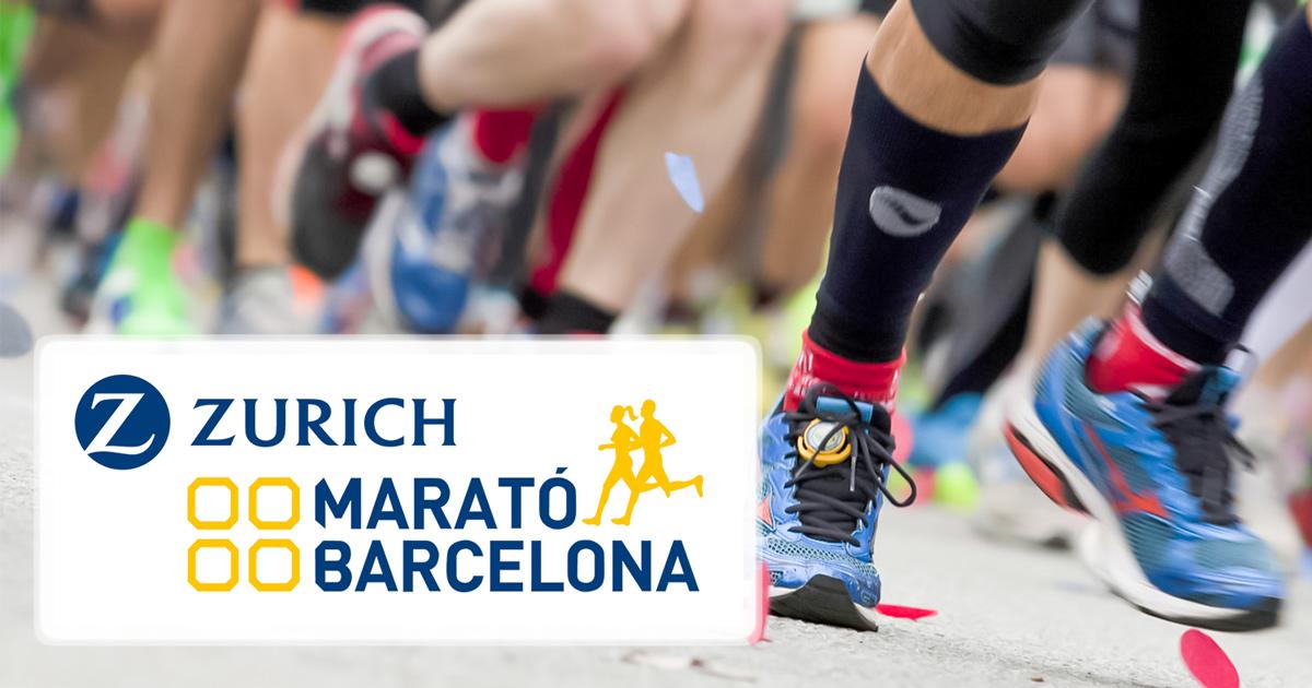 Maratonloppet i Barcelona