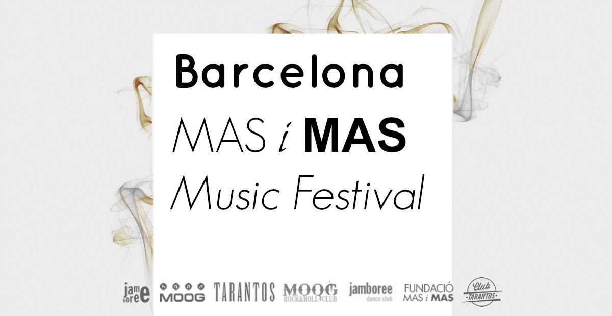 Mas i Mas Festival 2016