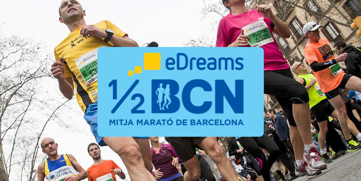 Półmaraton w Barcelonie 2017