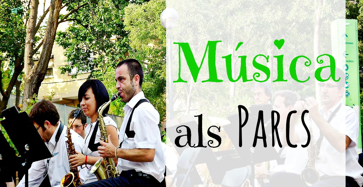 Concerts dans les Parcs de Barcelone !