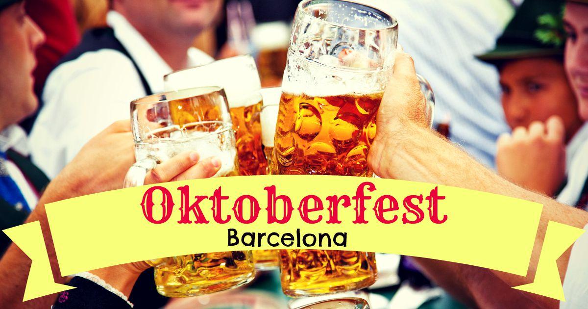 Oktoberfest Barcelona 2016