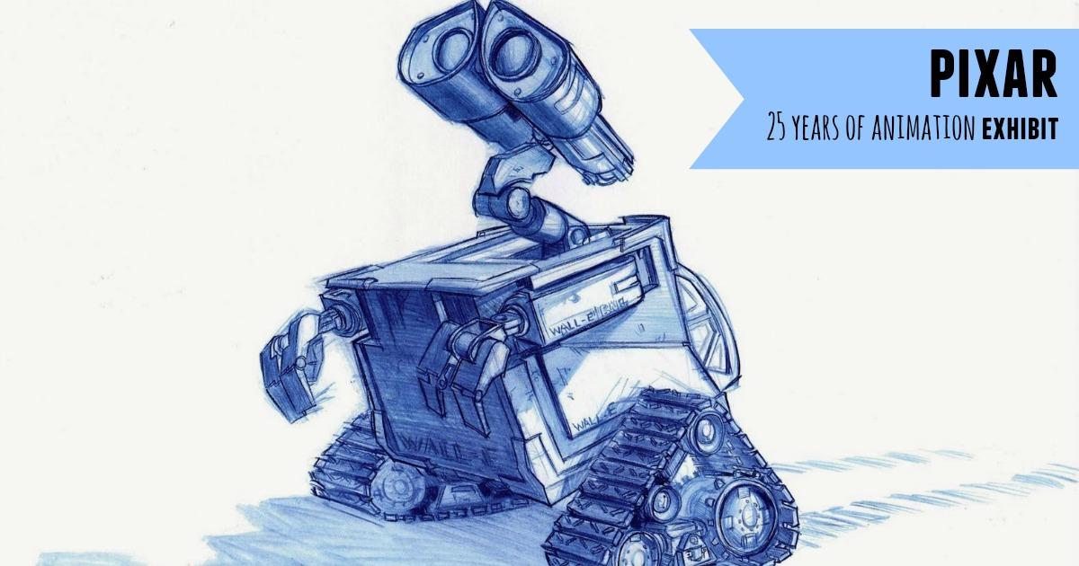 Pixar - 25 Jahre Animation