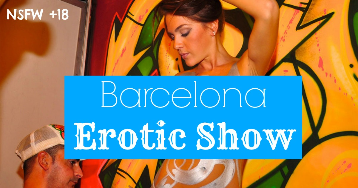 Salon Érotique de Barcelone 2016