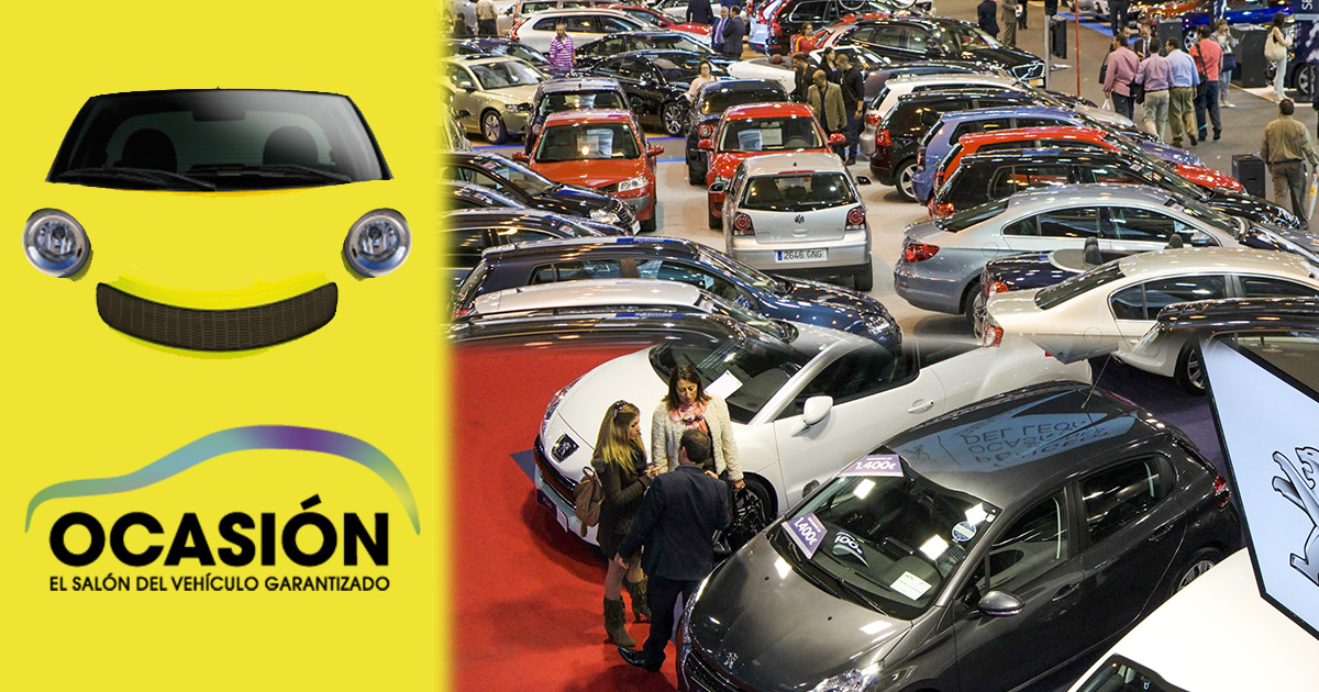 Ocasión - New and Pre-owned car convention
