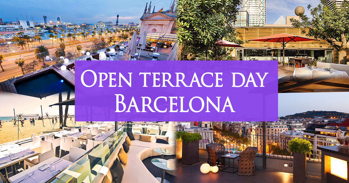 Barcelona Open Terrace Week 2017