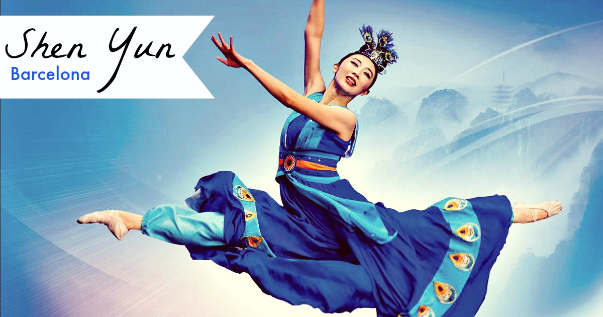 Spettacolo di danza Shen Yun