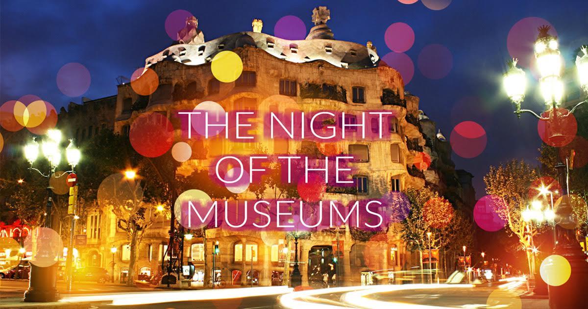 La Noche de los Museos en Barcelona