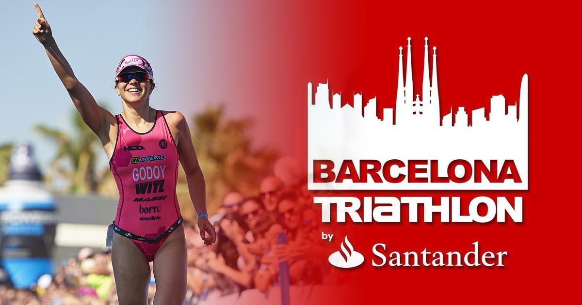 Barcelona Garmin Triathlon