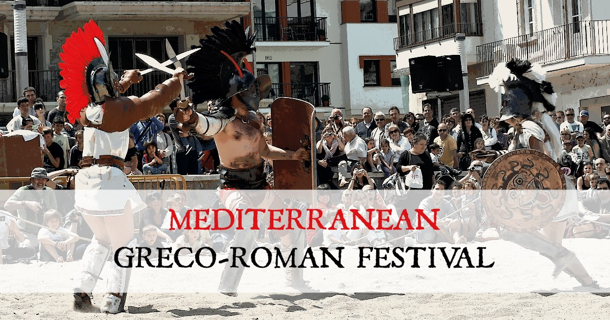Greco-Roman Fair at l'Escala