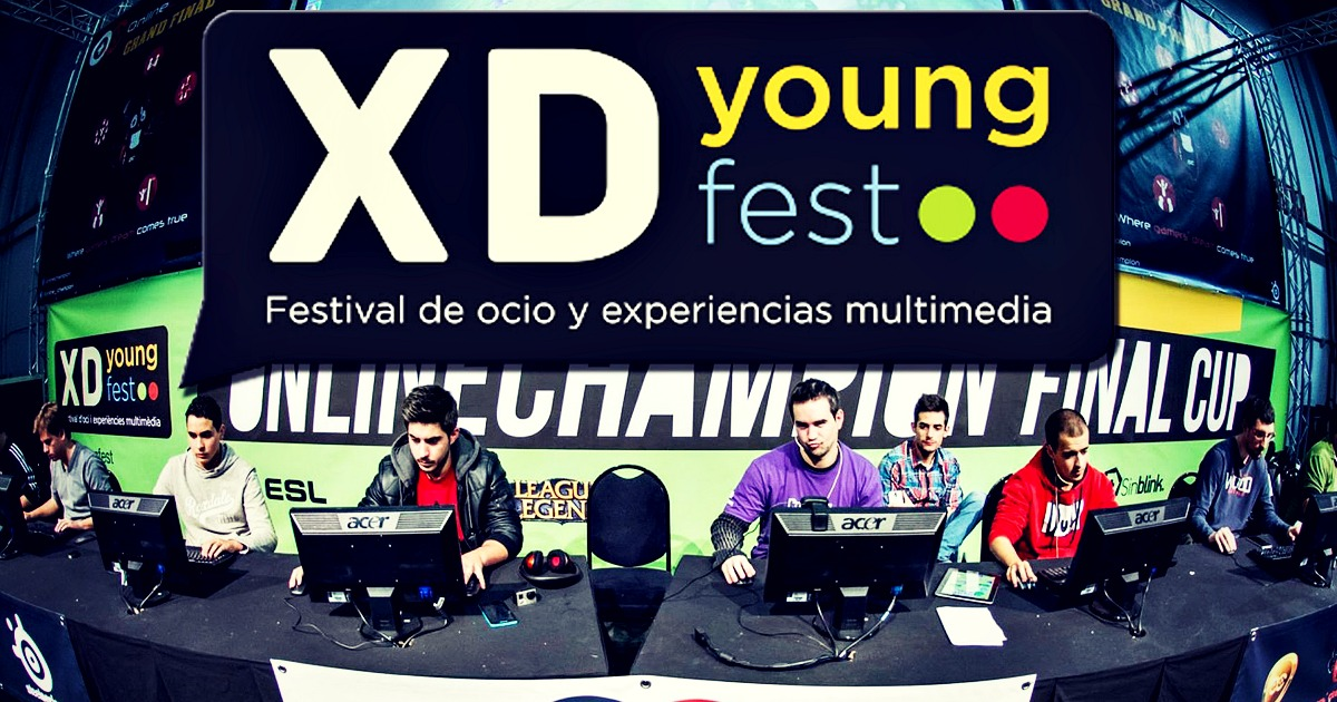 XD Young Fest Barcelona 2015
