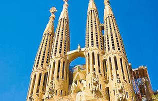 La Sagrada Familia - Den Heliga Familjen