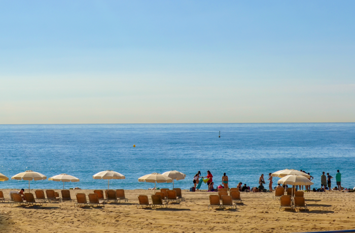 Plaża Bogatell