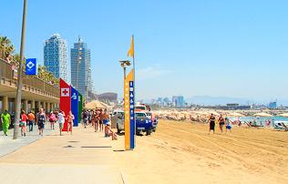 Plaża Mar Bella