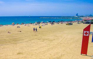 Пляж Льевант