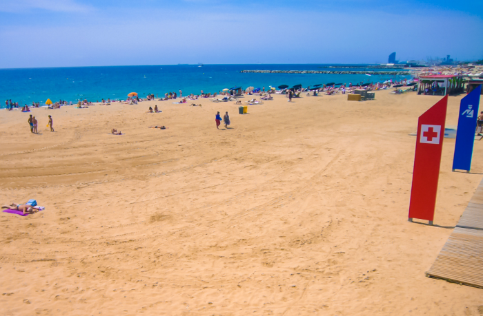 Stranden Llevant