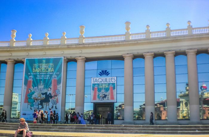 Фира Барселона - Выставочный комплекс