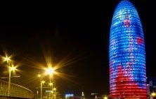 Agbar Turm, Barcelona
