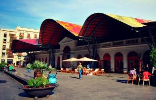 Ринок Санта Катерина