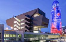 Design Museum von Barcelona