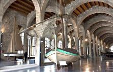 Sjöhistoriska museet i Barcelona