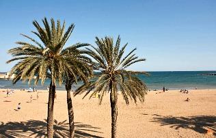 Spiaggia di Somorrostro