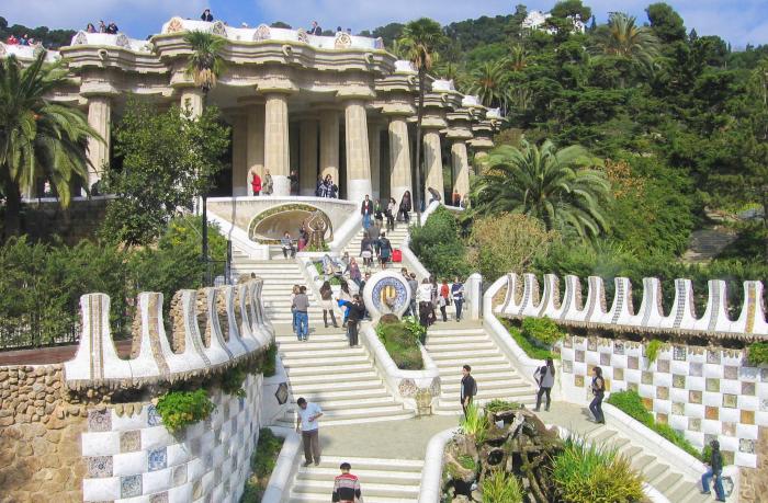 Parc Güell- Barcelona