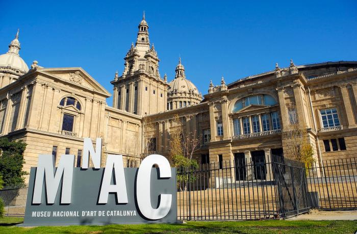 MNAC - Kataloniens nationalmuseum för konst