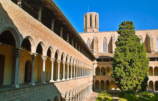 Монастир Педральбес