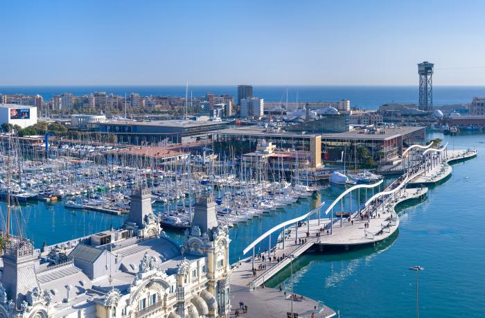 Порт Велл Барселоны