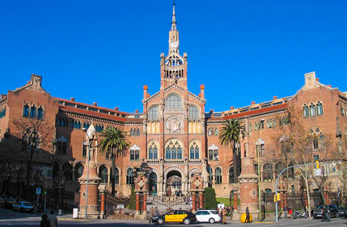 Ospedale di Sant Pau