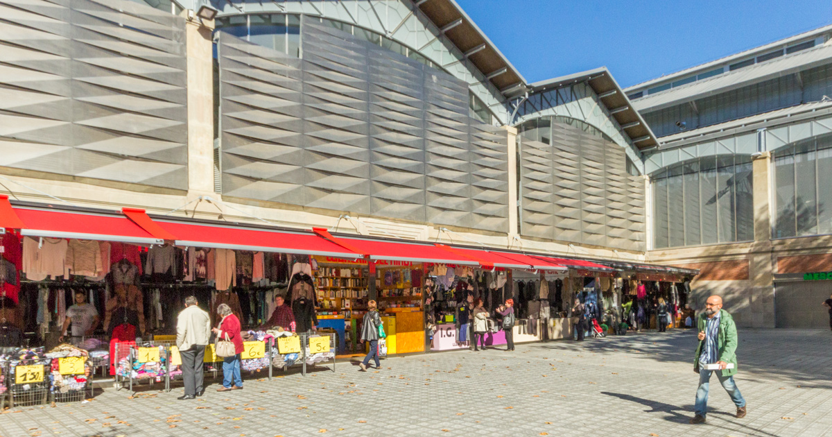 Mercato del Ninot